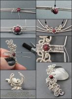 Ornate Ear Cuff Tutorial by sylva