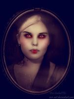 Vampire Portrait by vivi-art
