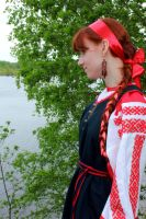 Karelian costume 2 by GreatQueenLina