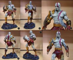 Kratos - God Of War - Final by ddgcom