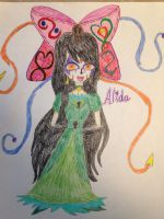 Daughter of Death - Book of Life OC by DoodleGal66