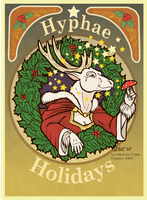 Hyphae Holidays by Xenothere