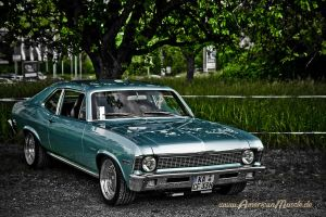 Pro Tourer Chevy Nova by AmericanMuscle