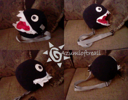 Chain Chomp Backpack by azumioftreali