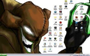 Fear my desktop by fear-is-spreading