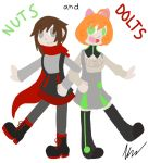 Nuts and Dolts by SaucyTango