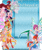 Sirenix Journal Skin by MsKittenCreations