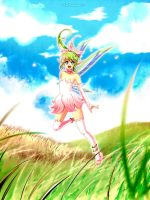 Little Fairy Jaja by LoRd-TaR
