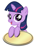 Filly Twilight by chari-san
