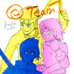 Team 7 Tribute by Hitoriedo
