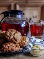 Scones: the Perfect Friend-Food by e-Sidera