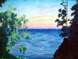 Lake Huron by StephieT