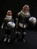 Dapol and Character Options: Sontaran by Police-Box-Traveler