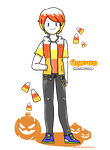Ask Cyrus the Candycorn by YAL1606
