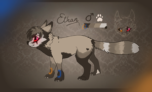 Ethan {commission} by Endber
