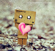 Kawaii Danbo by marjol3in1977