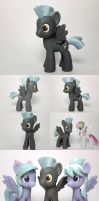 Thunderlane G4 Custom Pony by Oak23