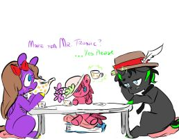 MLP: Tech and Stitches Babies 6 by musicwitme