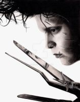 Edward Scissorhands by lol24