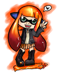 Everybody do the Squid! by AceAttorneygirl