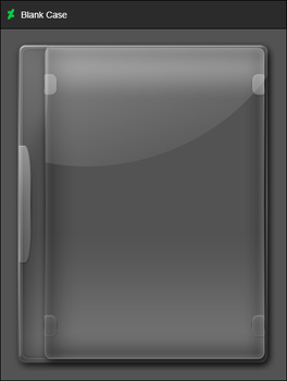 Blank Case by GameBoxIcons