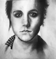 Synyster Gates, A7X - en cours - by Linnantah