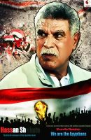 Hassan Shehat Egypt by Se7s1989