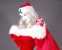 Lady Death Christmas 3 by MLeighS