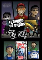 Diario de Dross - El Rap by Sea-Snail-Studio