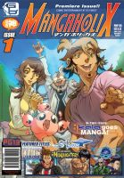 Mangaholix Issue 1 by mangaholix