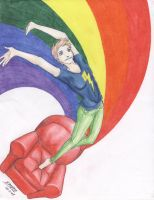 In Order to Make a Rainbow by valdorien