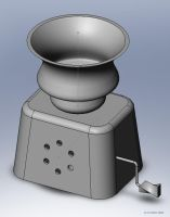 SolidWorks Midterm by bigblued