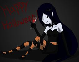 Happy Halloween by DemonicCloud513