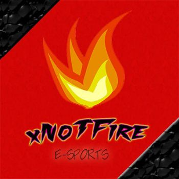 XNoTFire Logo by GhostKiller2404
