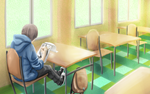 What artist do during school breake by HotaruMori