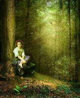 Forest Hideaway by Child7