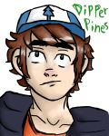 Dipper Pines by Pondgirl12