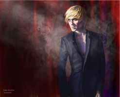 Tom Felton...Draco. by nRoulinsou