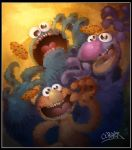 muppets by wagnerf