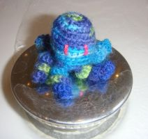 Crochetopus 2 by SilverQuill
