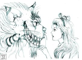 ALICE and the CAT concept by BLUEHAWK-55