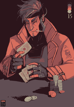 Gambit by FionaCreates