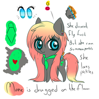 Mia Reference by PonyFuzz