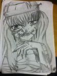 Creepy tortured girl by jvand185
