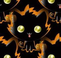 Black Cats Rock by WitchGirl31
