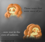 Redraw of ''Tears''' by thegreatcat14