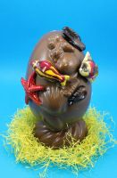 Chocolate Seabed Egg by Rea-the-squirrel