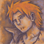 NARUTO: Deva PAIN painting by MSkyDragons
