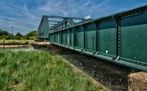 Railway bridge at Rye 2 by forgottenson1