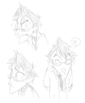 Daryl Sketches by basalt